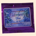Wild Elderberry Tea Pouch 4 bags (case of 12)