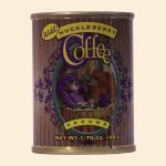 Wild Huckleberry Coffee Tin 1.75 oz. (case of 24)