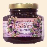 Wild Huckleberry Honey 5 oz. (case of 12)
