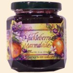 Wild Huckleberry Marmalade 11 oz. (case of 12)