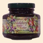 Wild Huckleberry Apple Butter 5 oz. (case of 12)